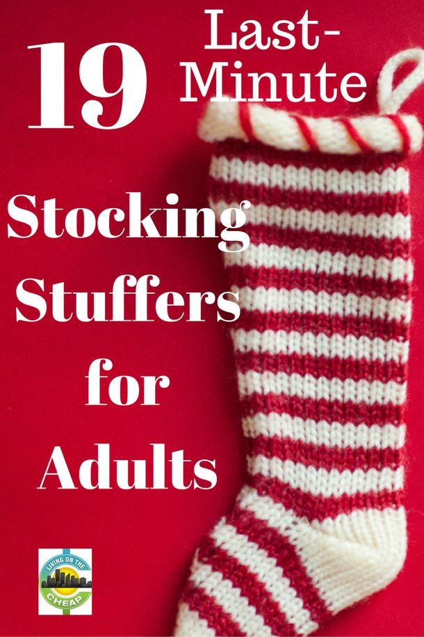 25 Best Ideas About Stocking Stuffers For Adults On
