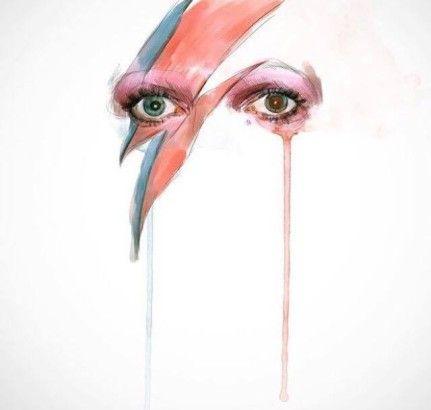 Mort de David Bowie : les hommages par l'art
