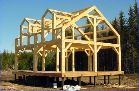 Small Timber Frame House Plans | Home Design Inspiration