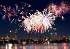 So glad I got to see this! July 4th Boston Pops Fireworks Spectacular in Boston, MA.