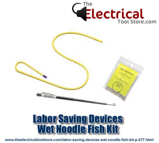 Labor Saving Devices Wet Noodle Fish Kit