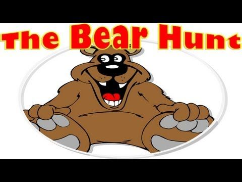 """The Bear Hunt"" is from the award-winning DVD, ""Movin' & Groovin' Vids for Kids"" and CD, ""Here We Go Loopty Loo"".  Children are invited to go on an imaginary bear hunt with a silly surprise ending!      This activity song develops memory skills as children must recall each stop and movement on their race back home."