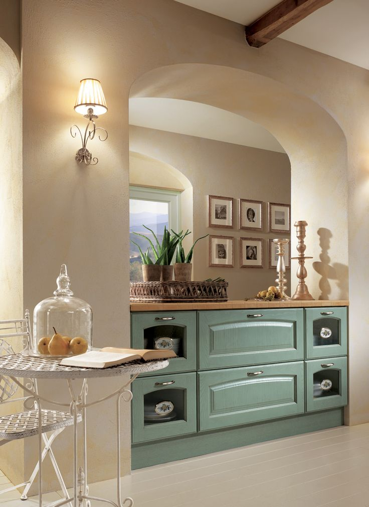 Modern features essential for the classical kitchen of today