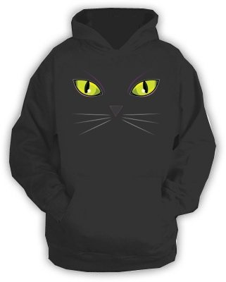 Animal Hoodie - Cats Face