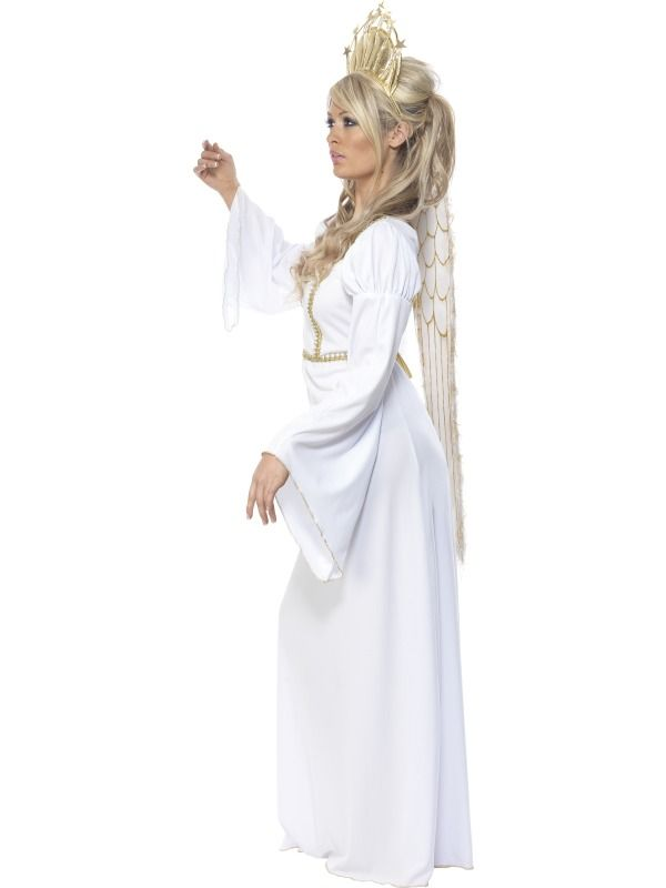 Angel Costume  Get It On Fancy Dress Superstore Fancy Dress u0026 Accessories For The. Angel CostumesFairy CostumesAdult ...  sc 1 st  Pinterest & 17 best Christmas Fancy Dress images on Pinterest   Christmas fancy ...