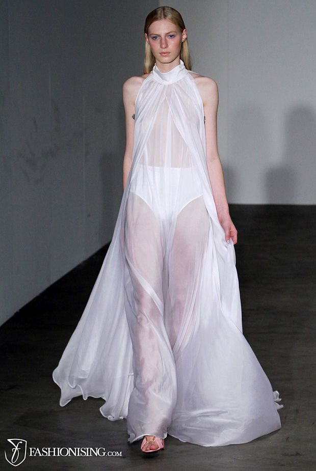 White Sheer Dress Clothing Inspiration Sheer Maxi