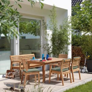 Gartenmöbel holz günstig  Tolle gartenmöbel holz günstig online | Deutsche Deko | Pinterest