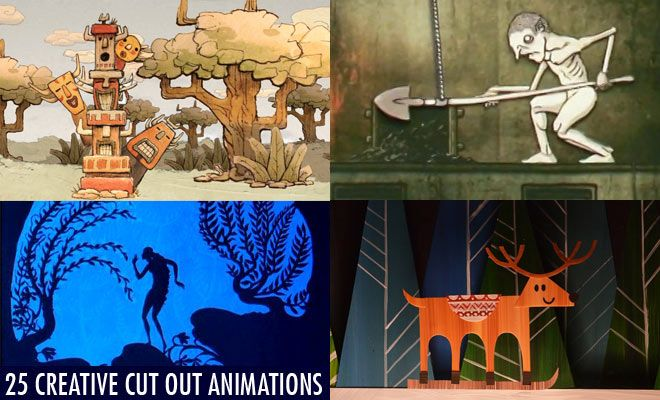 30 Beautiful Cut out Animation Videos for your inspiration http://webneel.com/cut-out-animation   Design Inspiration http://webneel.com   Follow us www.pinterest.com/webneel