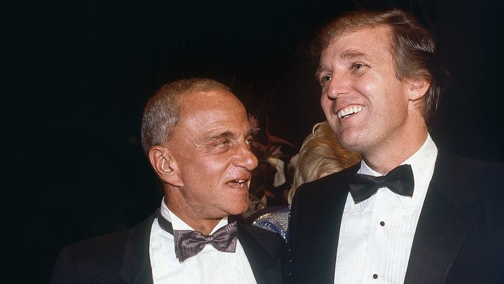 In 1973, a brash young would-be developer from Queens met one of New York's premier power brokers: Roy Cohn, whose name is still synonymous with the rise of McCarthyism and its dark political arts. With the ruthless attorney as a guide, Trump propelled himself into the city's power circles and learned many of the tactics that would inexplicably lead him to the White House years later.