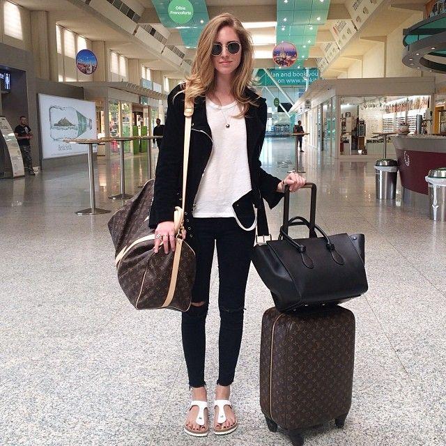 "@Chiara Ferragni's photo: ""Bye for now Sardinia! Next destination is Cannes  #theblondesaladgoestocannes"""