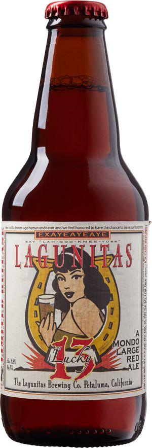 Lucky 13 | Lagunitas Brewing Company