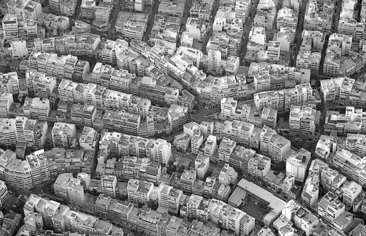 Periscope Hotel Aerial Photos of Athens by Nikos Daniilides Room 4   #PeriscopeHotel, #athens, #greece