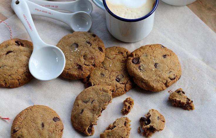 De allerlekkerste chocolate chip koekjes óóit (geloof ons!)
