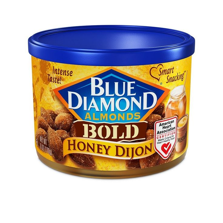 Blue Diamond Gluten Free Almonds, Bold Honey Dijon, 6 Ounce *** Insider's special review you can't miss. Read more  : Fresh Groceries