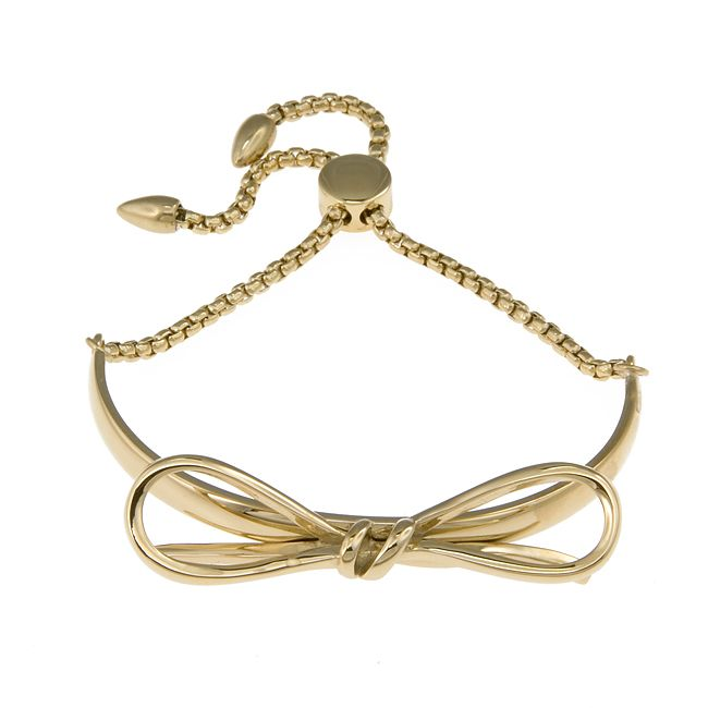 Ingnell Jewellery - Molly bangle gold. Stainless steel. ingnelljewellery.com