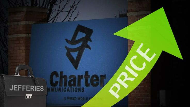 Charter Communications Price Target Raised by Jefferies: Here's Why