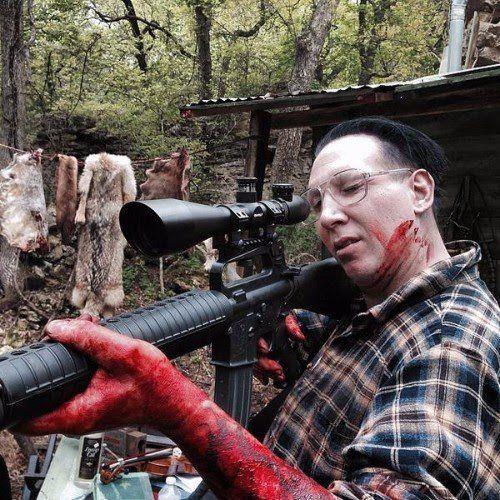 """Убийца Мэрилин Мэнсон в трейлерах фильма """"Давай я сделаю тебя мучеником"""""""