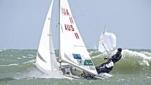 Belcher aims to keep winning streak alive at Sail Melbourne