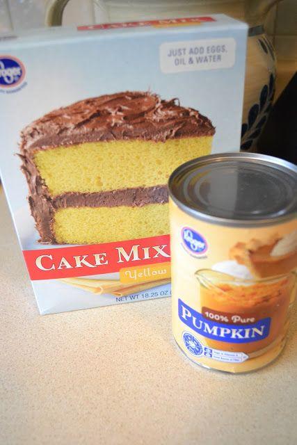 2 Ingredient Pumpkin Muffins | This Girl's Life Blog