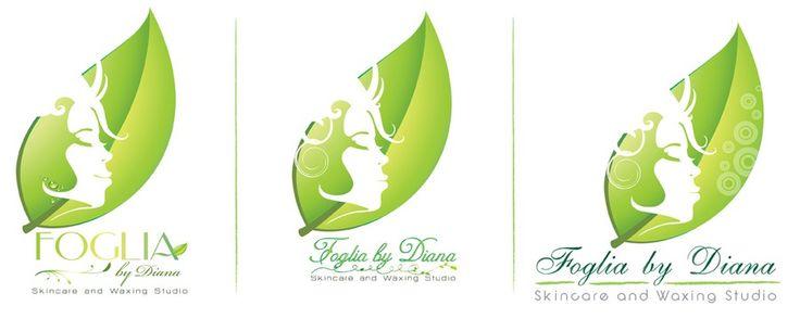 Help Foglia By Diana with a new logo by ZiziMars14