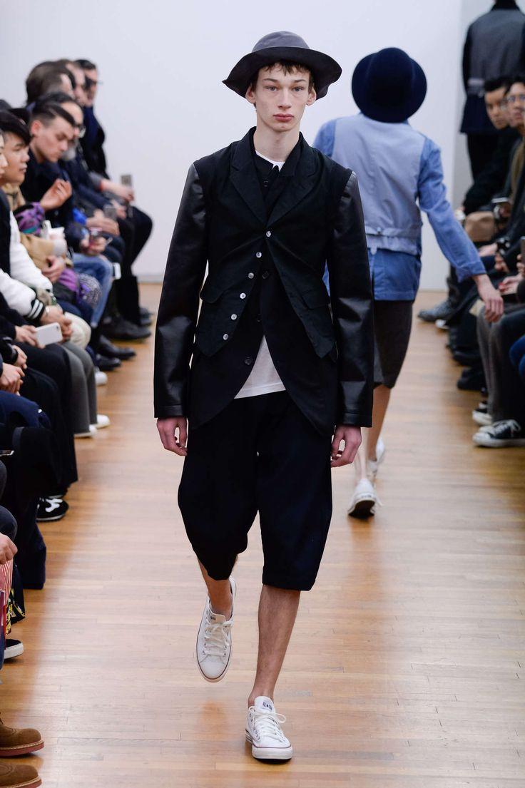 Comme des Garçons Shirt Fall-Winter 2016, Menswear - Catwalks (#24041)