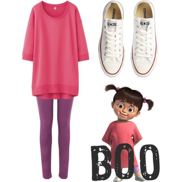 44 best fairy tale costume inspiration images on pinterest monsters inc boo costume idea solutioingenieria Image collections