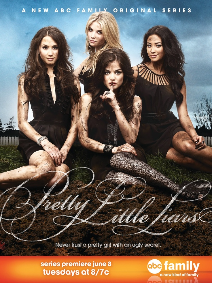 Pretty Little Liars, my addiction
