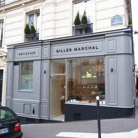 パリ18区 パティスリー「GILLES MARCHAL(ジル・マルシャル)」 - PARIS通信 パリ生活社現地スタッフが身近なパリ情報をお届けします!