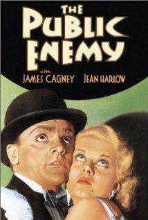 Public Enemy - 1931, old gangster movie... gotta love it.