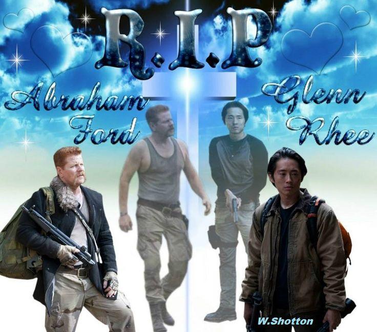 The Walking Dead: RIP Abraham & Glenn