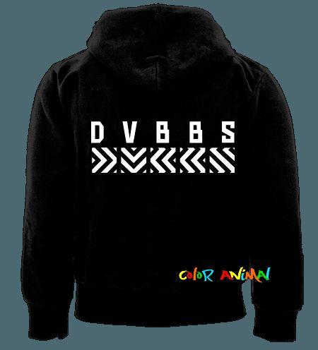 Campera DVBBS Logo - Comprar en Color Animal