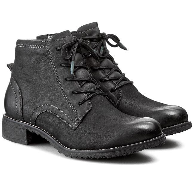 Botki TAMARIS - 1-25235-25 Black 001