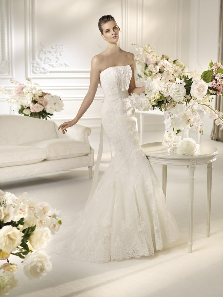 The white one edding dress uk