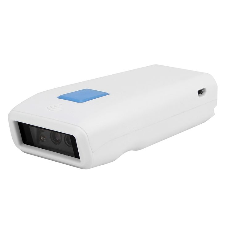 High-speed Scanning Bluetooth 2D QR Barcode Scanner Wireless QR Code Reader PDF417 codes scaning for POS sysytem - RD-Z2