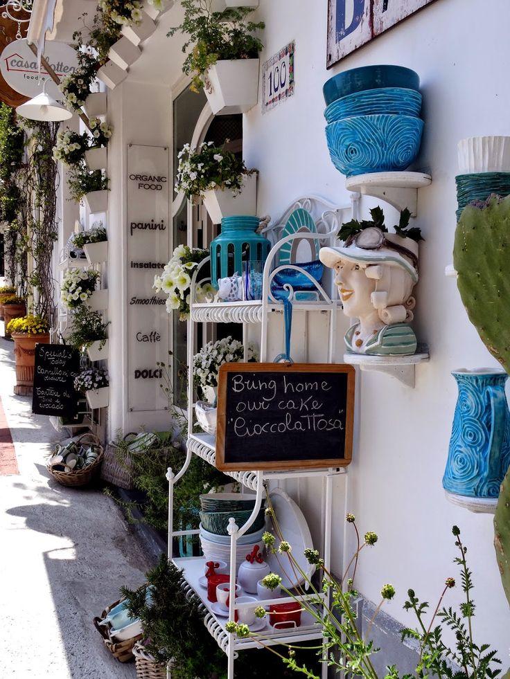 Whistlestop Cafe Cooking: Traveling Tuesday ~ Casa e Bottega