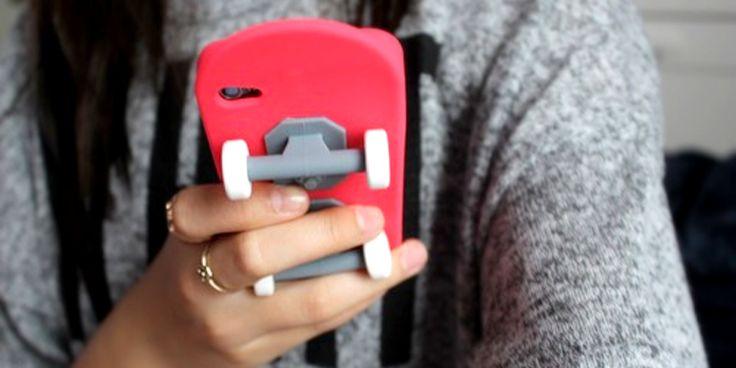 40 Fundas para tu celular que te arruinarán el día