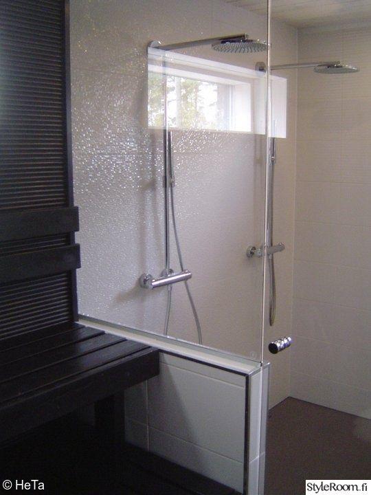 sauna,lasiovi,laattapiste,laatta,pesuhuone