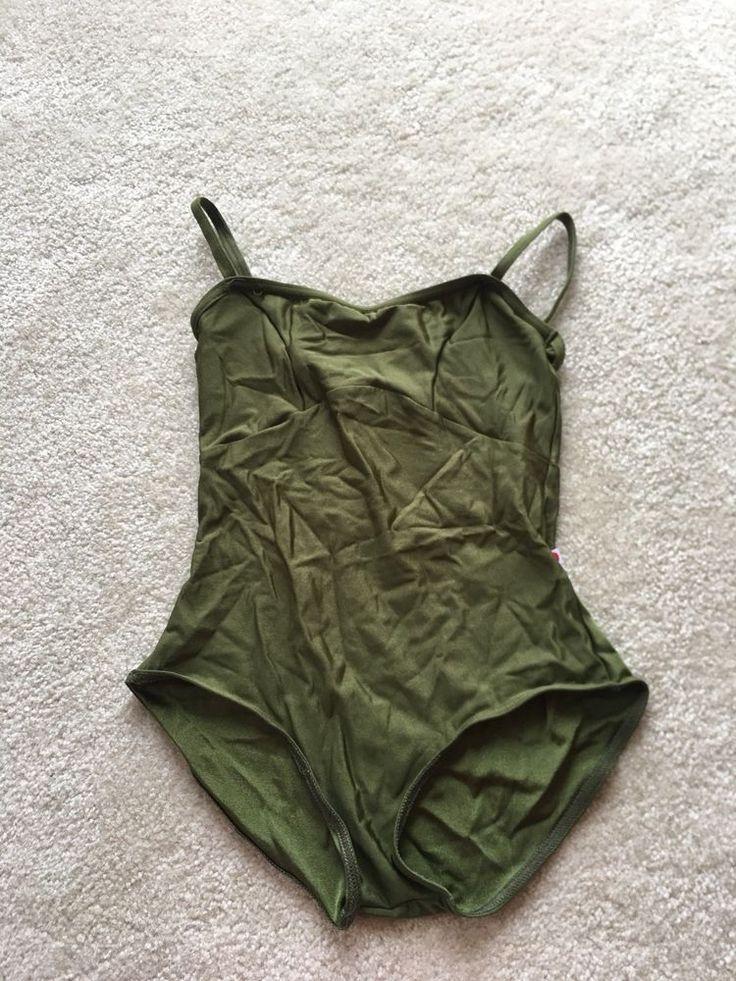 Yumiko Denise green leotard size small | Clothing, Shoes & Accessories, Dancewear, Adult Dancewear | eBay!