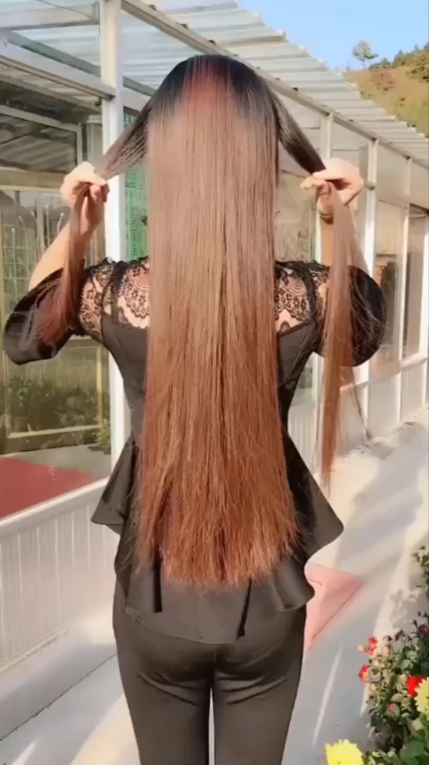 Hairstyles For Long Hair Videos In 2020 With Images -3769