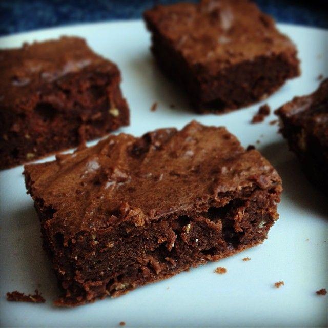 Chocolate Protein Brownies - Zanna Van Dijk Recipe