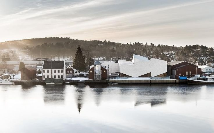 Porsgrunn Sjøfartsmuseum - Picture gallery