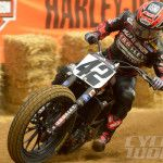 Top Three Contenders for the 2014 AMA Pro Flat Track Racing Title