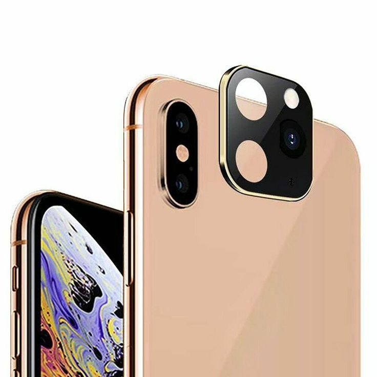 Details about camera lens for iphone x xs max seconds