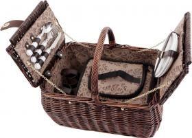 10 best paniers pique nique images on pinterest wicker basket and hamper - Panier picnic pas cher ...