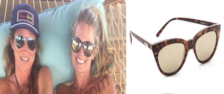 Southern+Charm:++Cameran+Eubanks'+Sunglasses+on+Social+Media