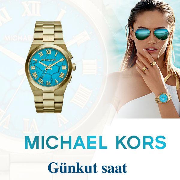Havalar ısınıyor !  Bu yaz şıklığınızı en iyi Michael Kors Saatleri tamamlayacak!  http://www.gunkutsaat.com/catinfo.asp?mrk=105&cid=43&typ=&brw=&src=&stock=&kactane=24