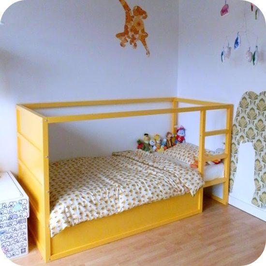 Las posibilidades de la cama Kura de Ikea   Kidsmopolitan