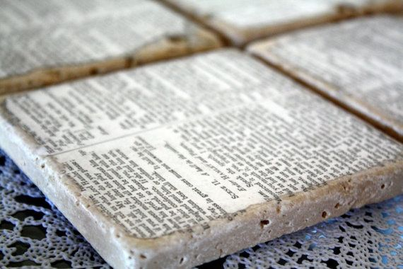 @Jennifer Roth We could put your decoupage to good use!: Creative Ideas, Internet Shops, Shakespeare Coasters, Shops Finding, Jennifer Roth