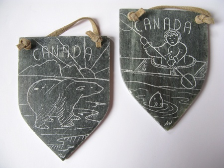 soapstone plaques: Community Gardens, Gardens Projects, Soapstone Plaques
