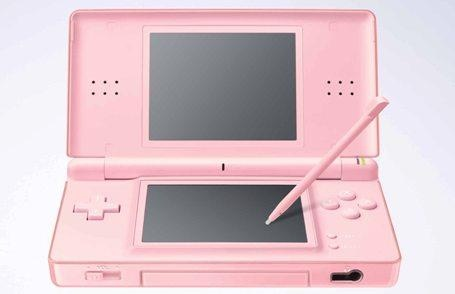 NinTendO eVen In Pink !: Nintendo Stuff, Logitech Color, Gifts Ideas, Nintendo Ds, Games Stuff, Lite Pink, Ds Lite, Games Accessories, Games Gadgets